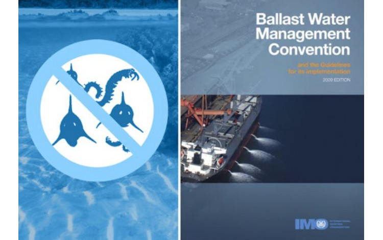 The Ballast Water Convention now covers more than 90% of shipping worldwide.